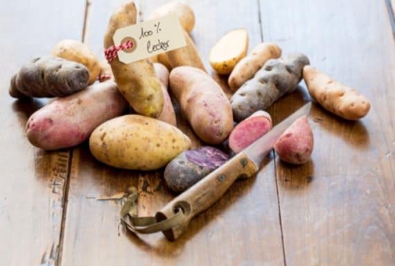 Mittagstisch im Kartoffelhaus