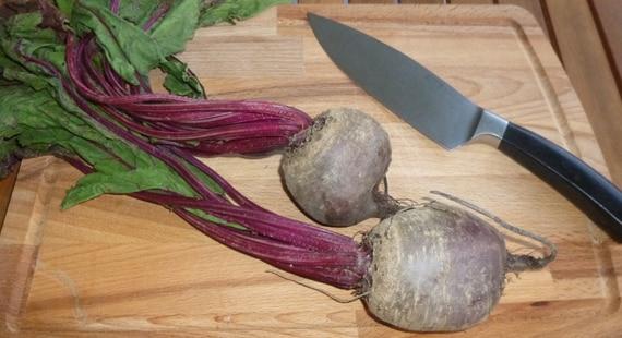 19.07.2017 Kochkurs: Alte Gemüsesorten wieder entdeckt