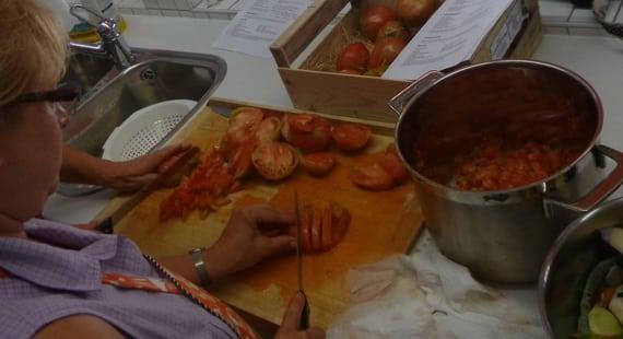 12.10.2018 Kochkurs – Alte Gemüsesorten neu entdeckt